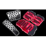 Накладки на педали для Лада 4х4 (Нива)