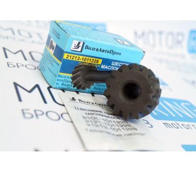 Шестерня маслонасоса (грибок) ВолгаАвтоПром 21213-1011228 для Лада 4х4