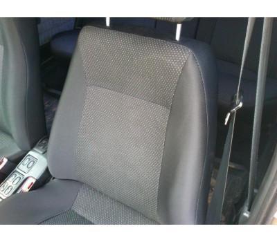 Обивка сидений (не чехлы) центр Искринка на ВАЗ 2112, 2111