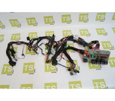 Жгут проводов панели приборов в сборе с монтажным блоком ВАЗ 2170-3724030 на Приора
