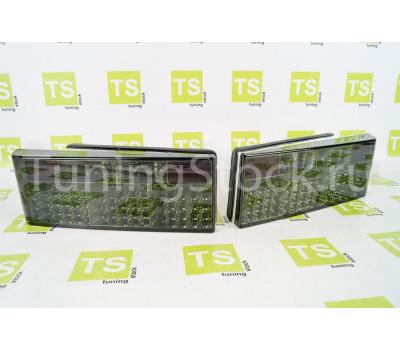 Задние фонари диодные серые на ВАЗ 2108-21099, 2113, 2114