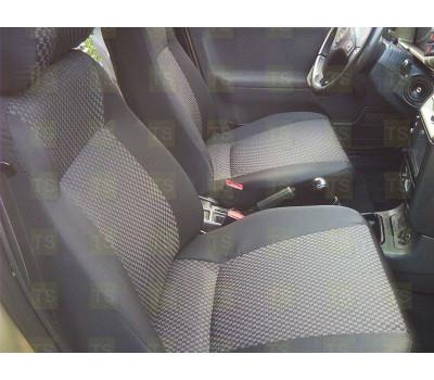 Обивка сидений (не чехлы) центр Ультра на ВАЗ 2111, 2112
