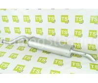 Стандартный глушитель ВАЗ 2115