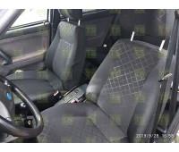 Обивка сидений (не чехлы) центр термотиснение Скиф на ВАЗ 2110