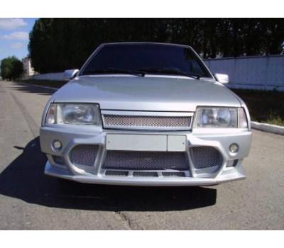 Бампер передний Спорт на ВАЗ 2108, 2109, 21099