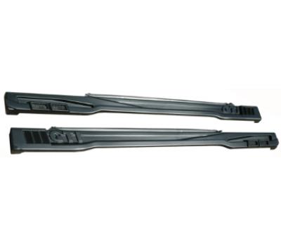 Пороги GTi на ВАЗ 2109, 21099 неокрашенные