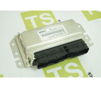 Контроллер ЭБУ ВАЗ 21114-1411020-20 BOSCH (M 7.9.7) на ВАЗ 2110 под 1 датчик кислорода