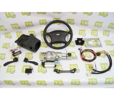 Электроусилитель руля (ЭУР) Калуга от Приоры для установки на карбюраторные ВАЗ 2101-2107