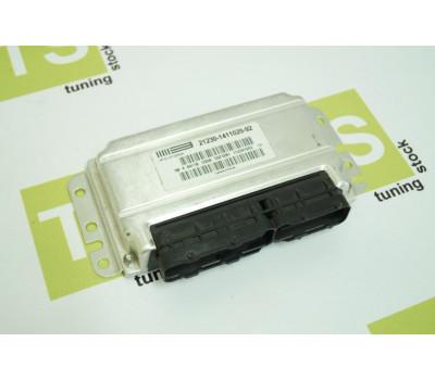 Контроллер ЭБУ ВАЗ 21230-1411020-92 Январь 7.2 (Итэлма)