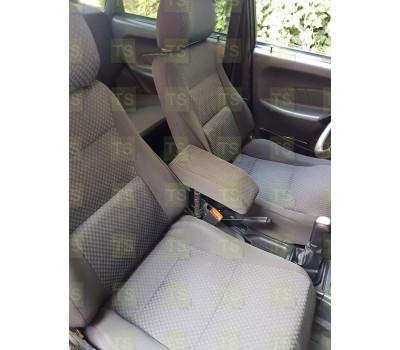 Обивка сидений (не чехлы) черная Ультра ВАЗ 2108-21099, 2113-2115
