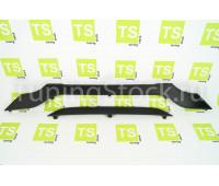 Комплект зимней защиты радиатора ЯрПласт (заглушка на зиму) в нижнюю решетку бампера Иксрей Кросс