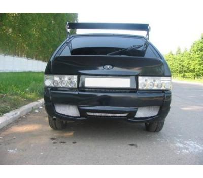 Бампер задний V-max Sport на ВАЗ 2113, 2114