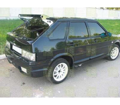 Пороги V-max Sport на ВАЗ 2114, 2115