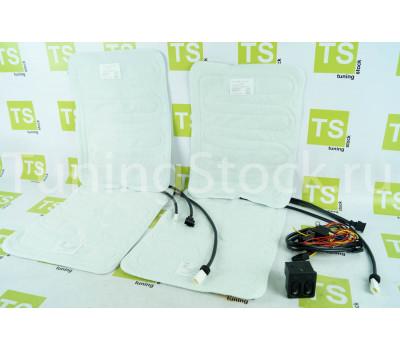 Комплект обогрева сидений МастерТорг для Шевроле Нива до 2009 года
